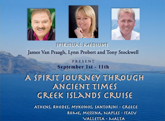 Greek Island Cruise September 1st - 11th