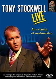 Tony Stockwell Live DVD
