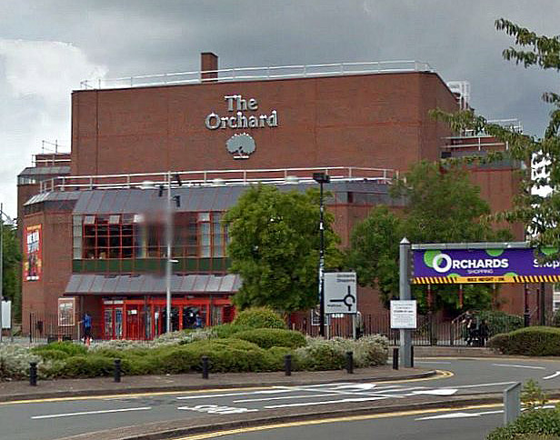 Orchard Theatre Dartford