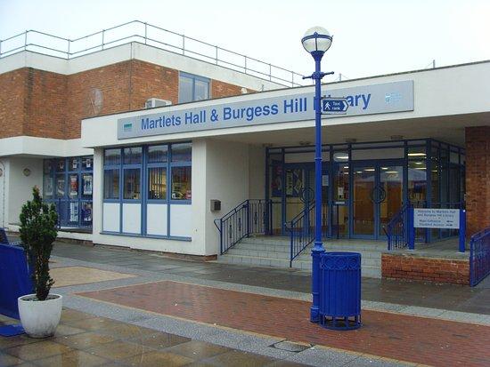 Martlets Hall Burgess Hill