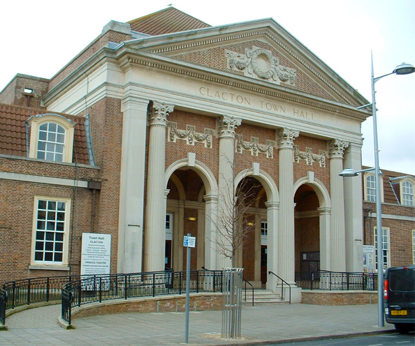 The Princess Theatre Clacton
