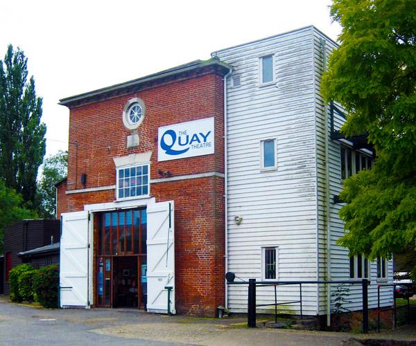 Quay Theatre Sudbury