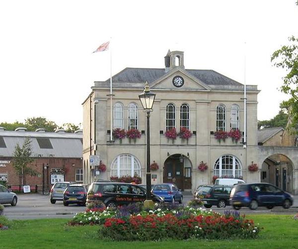 Melksham Assembly Hall
