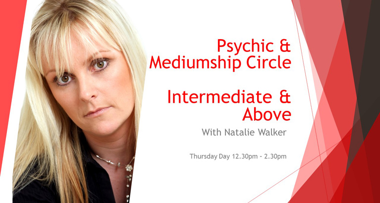 Psychic Mediumship Circle - Intermediate & Above