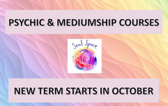 Soul Space Circles October 2017