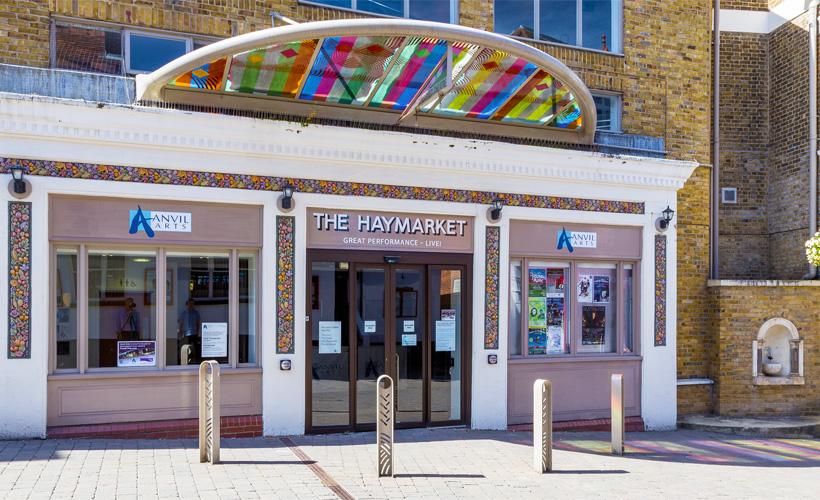The Haymarket