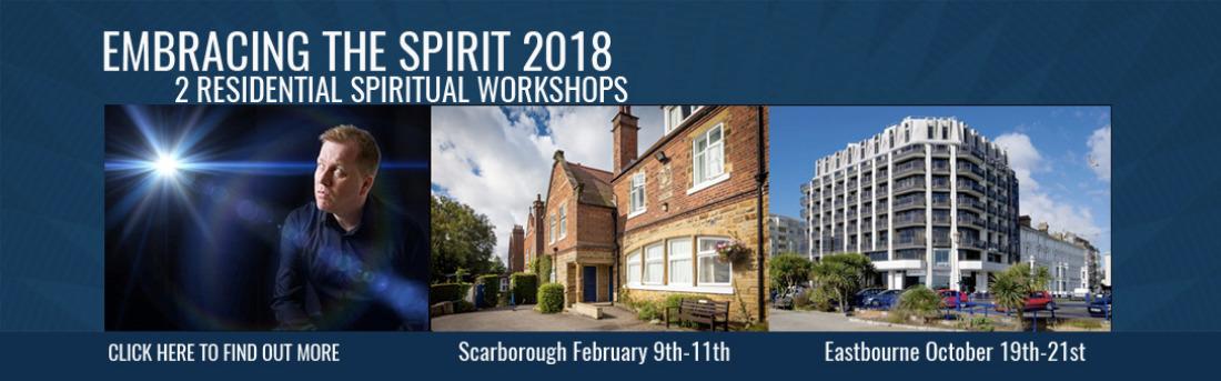 Embracing the Spirit 2018