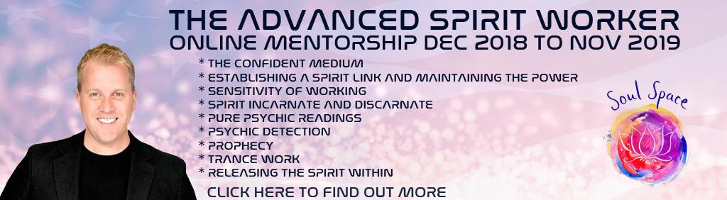 Advanced Spirit Worker 2019