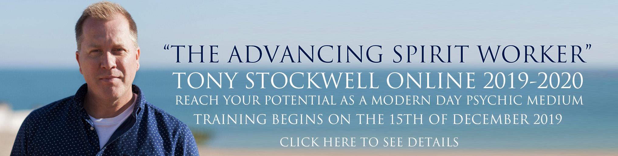 Tony Stockwell Psychic Medium – Soul Space