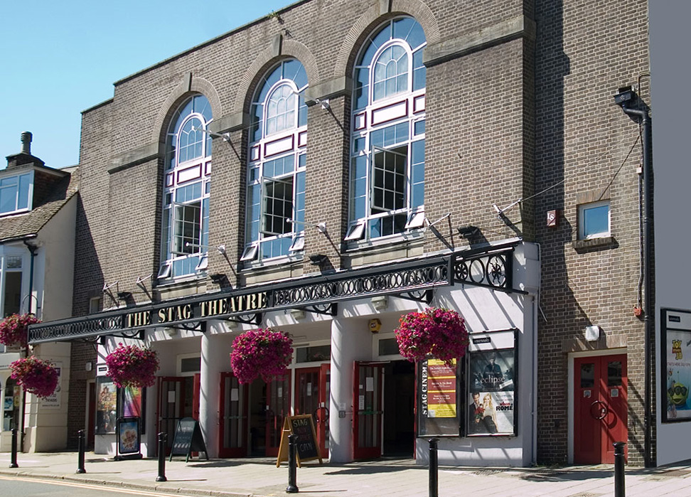 Tony Stockwell Psychic Medium The Stag theatre Sevenoakes 2nd June 2020